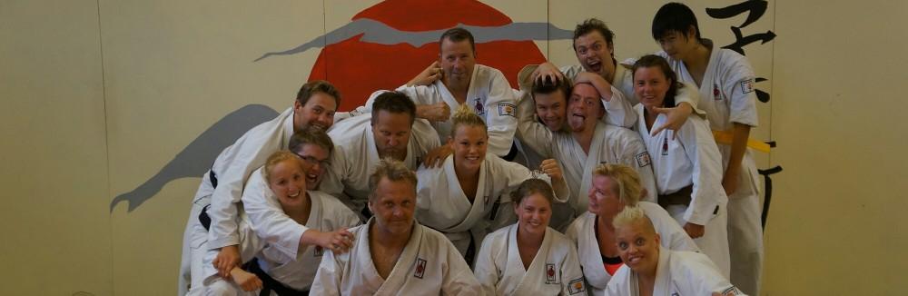 Luleå ju-jutsuklubb